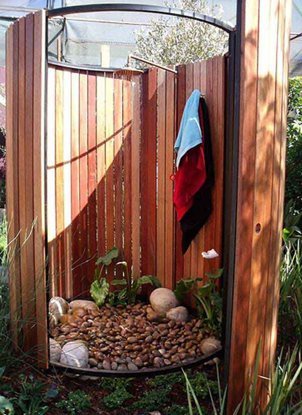 30 outdoor shower ideas (5)