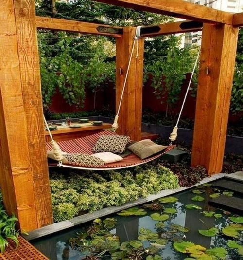 53 backyard pond ideas (27)