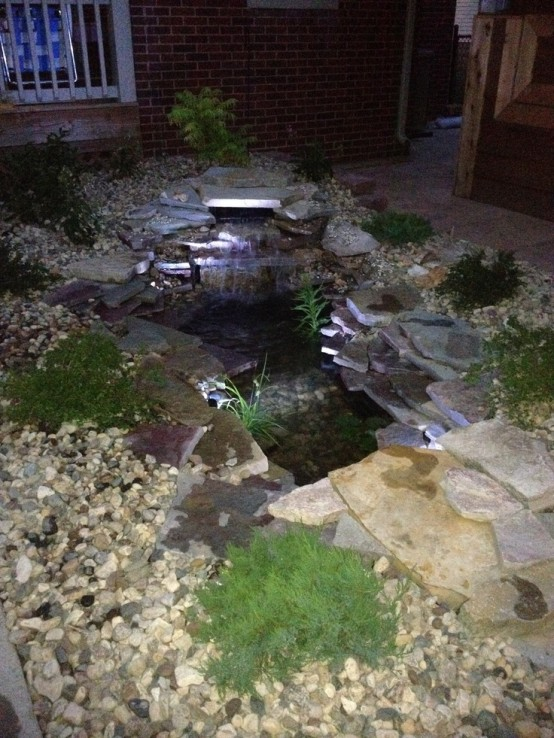 53 backyard pond ideas (33)