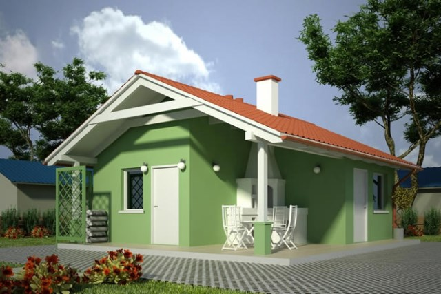 Cottage House compact size (2)