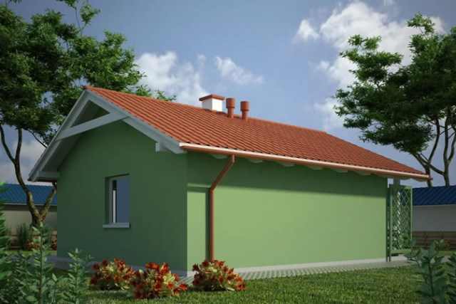 Cottage House compact size (3)