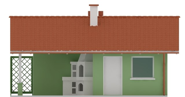 Cottage House compact size (6)