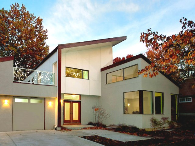 Modern House Beautiful and elegant (3)