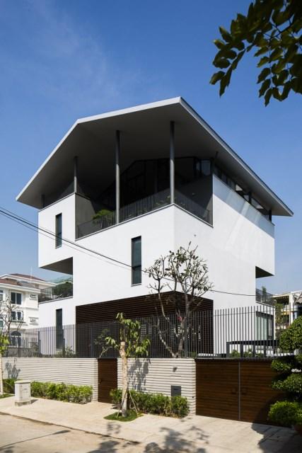 Modern House Minimalist interiors (15)
