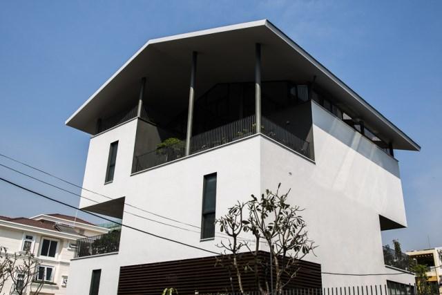 Modern House Minimalist interiors (16)