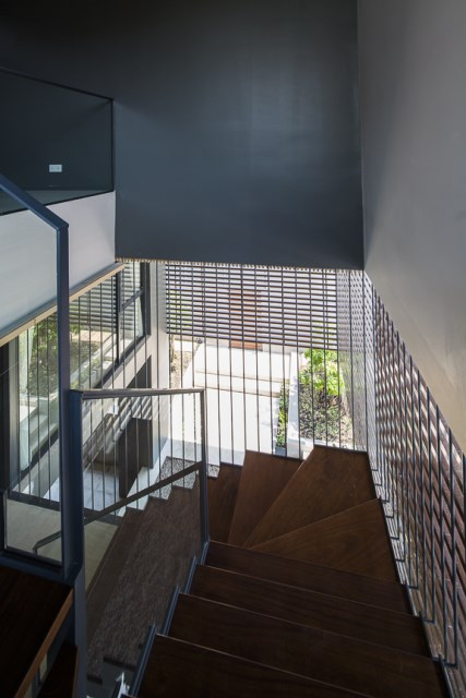 Modern House Minimalist interiors (17)