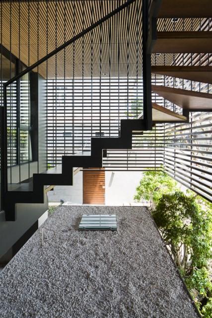 Modern House Minimalist interiors (19)