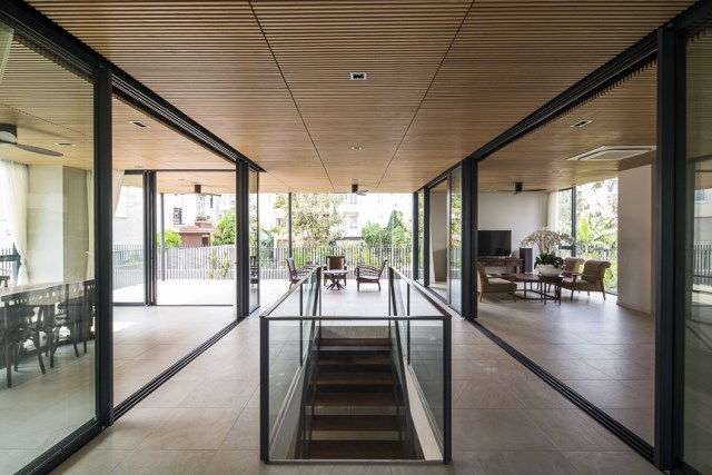 Modern House Minimalist interiors (3)