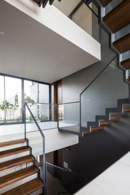 Modern House Minimalist interiors (6)