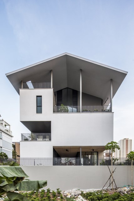Modern House Minimalist interiors (7)