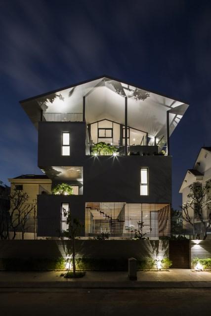Modern House Minimalist interiors (8)