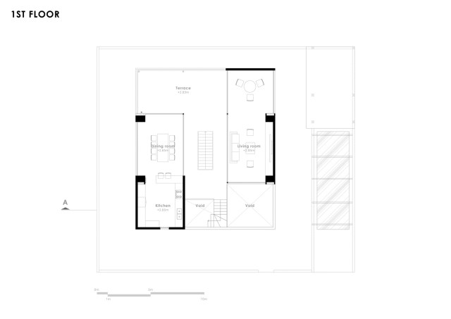 Modern House Minimalist interiors (9)