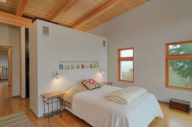 Modern home Beautiful shapes and colors recycled materials (6)