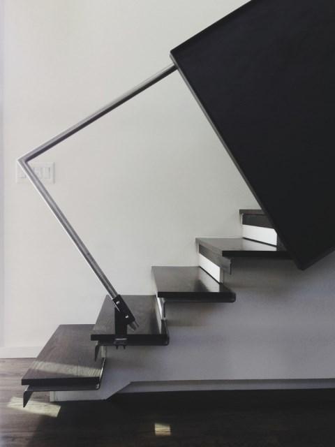 Modern house modern shape mixing materials (3)