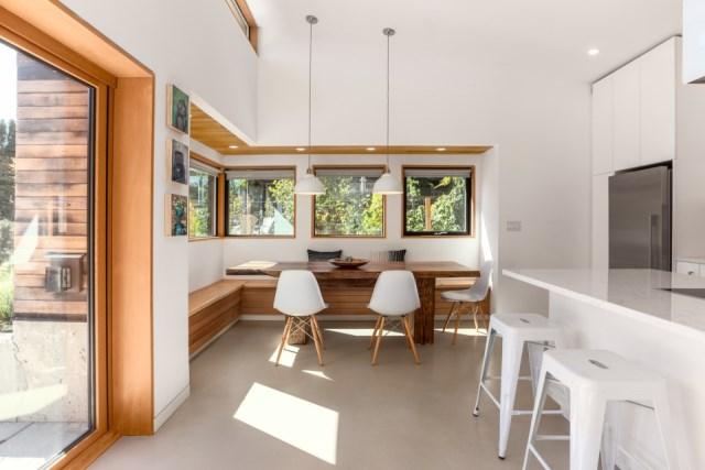 Modern houses 2 bedrooms 2 bathrooms and garden (3)