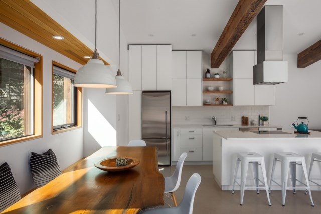 Modern houses 2 bedrooms 2 bathrooms and garden (4)