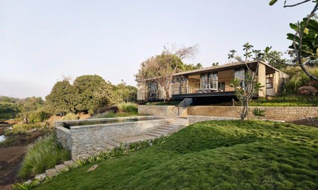 Modern villa style house  (8)