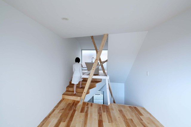 Narrow House with frosted glass (6)