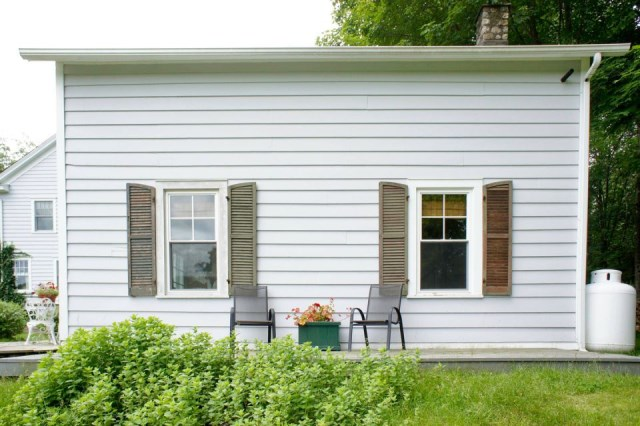Renovate house two-story cottage Style (20)