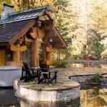 บ้านสวนตากอากาศ สไตล์รัสติค อบอุ่นท่ามกลางสวนธรรมชาติร่มรื่น