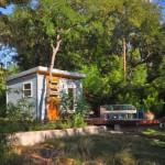 บ้านสวนแบบสตูดิโอ พร้อมเฉลียงขนาดใหญ่ เหมาะกับการประยุกต์เป็นออฟฟิศ รวมทั้งร้านกาแฟ