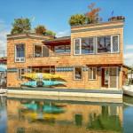 บ้านสองชั้นริมอ่าว ออกแบบโมเดิร์นเมดิเตอร์เรเนียน ภายในสวยงามแบบสมัยใหม่ รับครอบครัวมีสไตล์