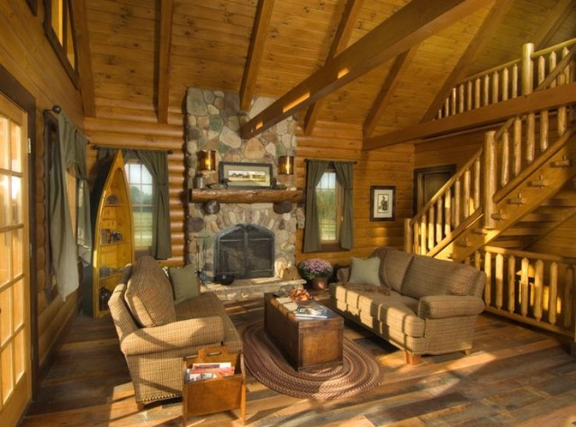 country gable log cabin (3)