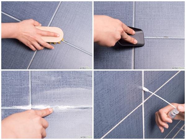 how to grout bathroom floor diy (1)