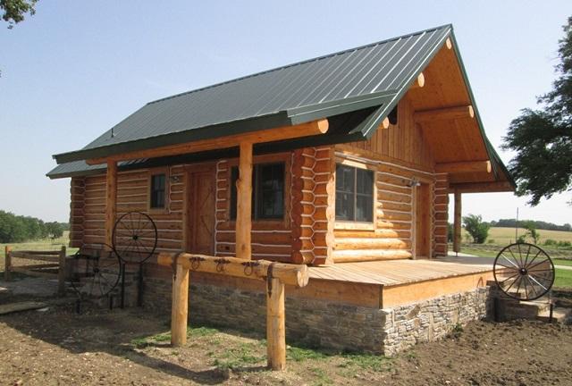 montana log house (1)