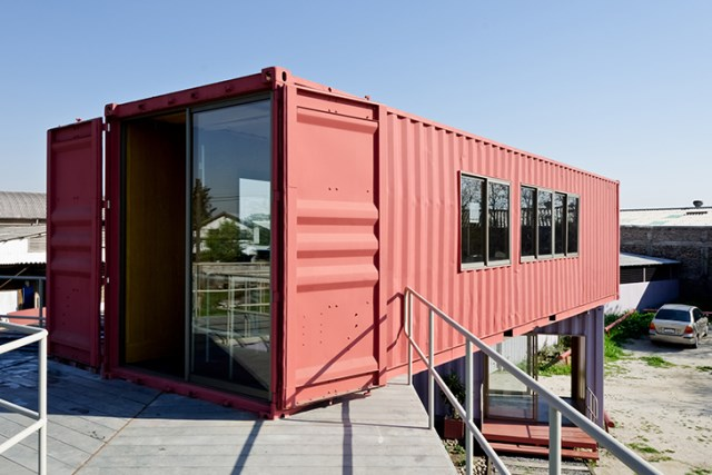shipping container home office (3)