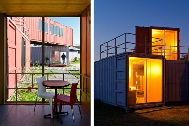shipping container home office (5)