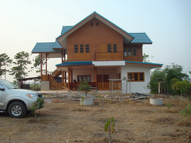 thai countryside teak house review (11)
