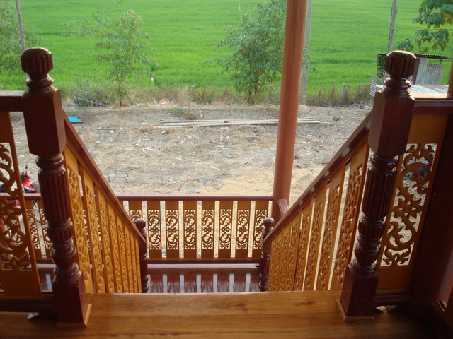 thai countryside teak house review (16)