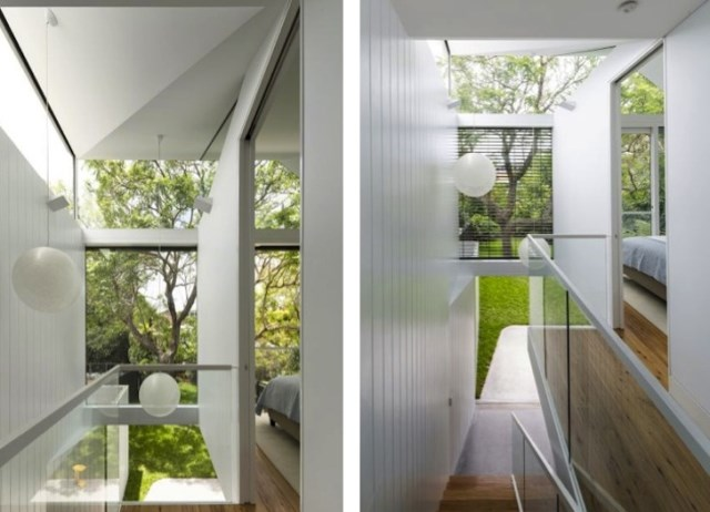 two-story Modern house Big Ideas on limited area (8)