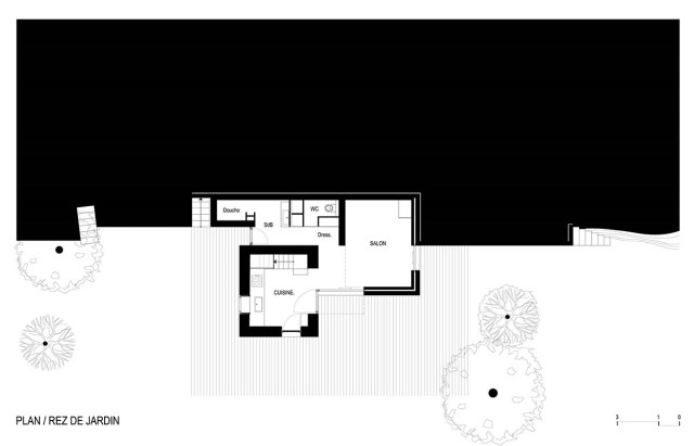 two-story Modern house Decorated minimalist (4)