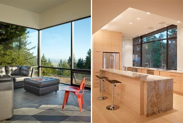 two-story Modern house in the hill (11)