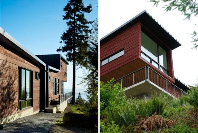 two-story Modern house in the hill (9)