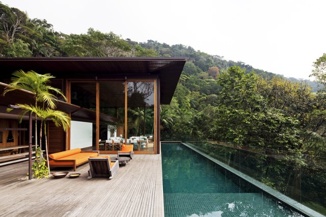 vacation Modern home With swimming pool (13)
