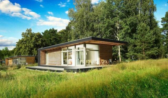 villa Modern house of modern materials (10)