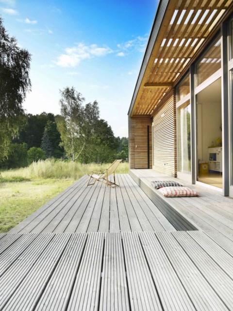 villa Modern house of modern materials (13)