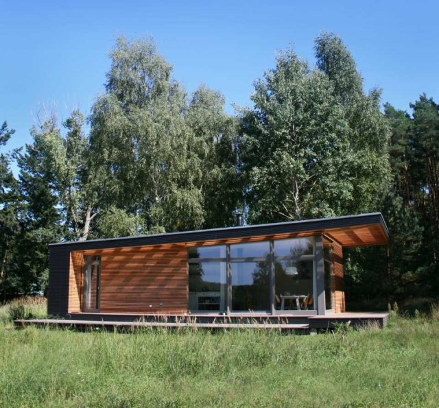 villa Modern house of modern materials (14)