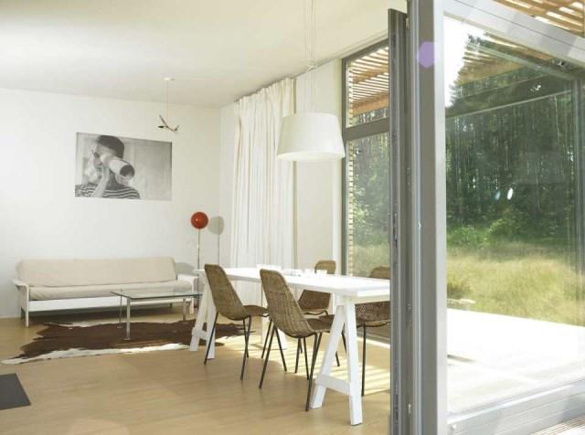 villa Modern house of modern materials (3)