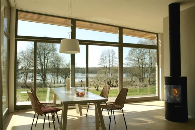 villa Modern house of modern materials (5)