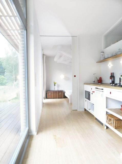 villa Modern house of modern materials (9)