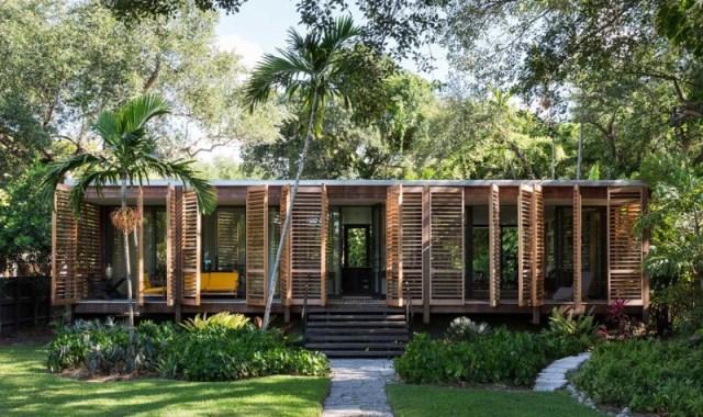 villa Modern style with wooden windows (11)
