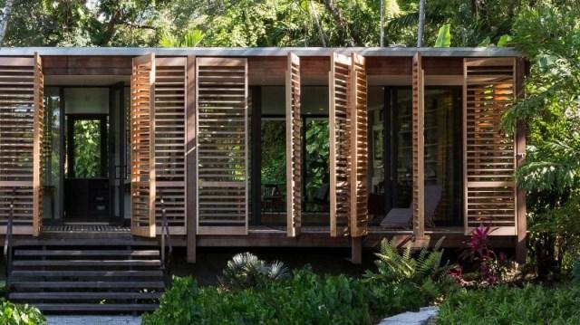villa Modern style with wooden windows (12)