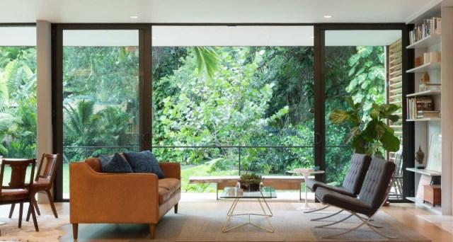 villa Modern style with wooden windows (14)