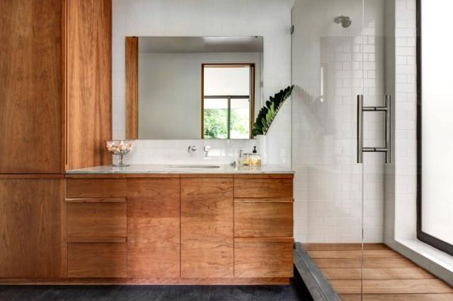 villa Modern style with wooden windows (6)