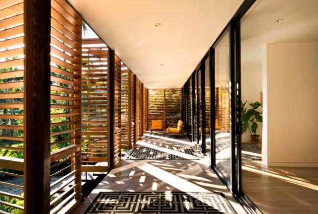 villa Modern style with wooden windows (7)