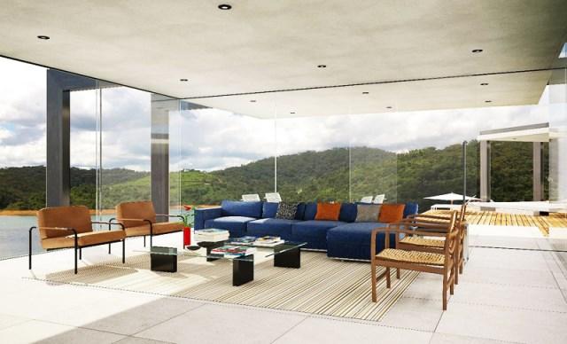 villa house Modern style (1)